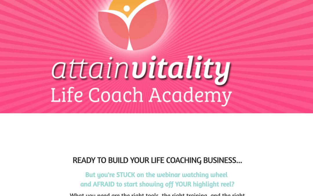 Attain Vitality – Online Course