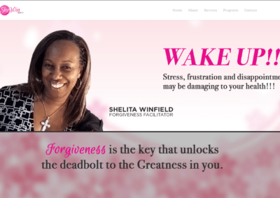 SheWinUnlimited – DIY Website